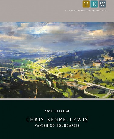 CATALOG OF NEW PAINTINGS: Chris Segre-Lewis: A Sense of Flight