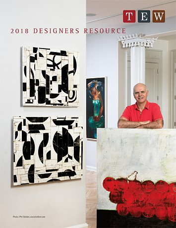 Interior Designer Resource Catalog 2018