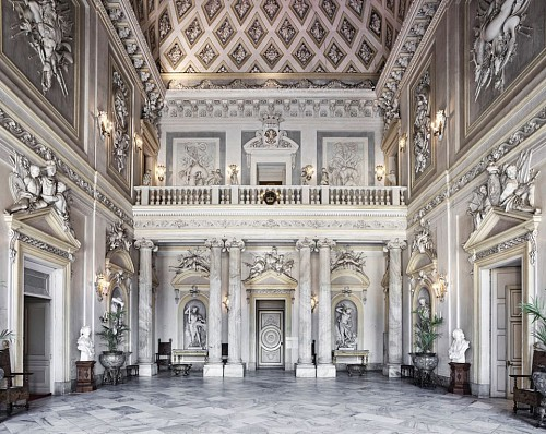 Exhibition: Art & Gift Extravaganza, Work: David Burdeny Vestibule, Racconigi, Italy, 2016
