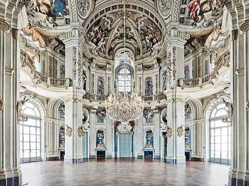 Exhibition: Art & Gift Extravaganza, Work: David Burdeny Rotunda, Stupinigi Palace, Piedmont, Italy, 2016