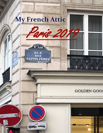 My French Attic: Paris Report