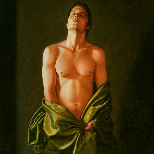 Exhibition: Seven Artists Figurative Show, Stephen  O'Donnell